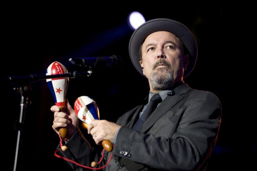 Rubén Blades: 19 de Julio en Poble Espanyol